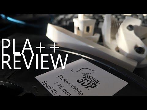 Breathe 3DP PLA++ Review