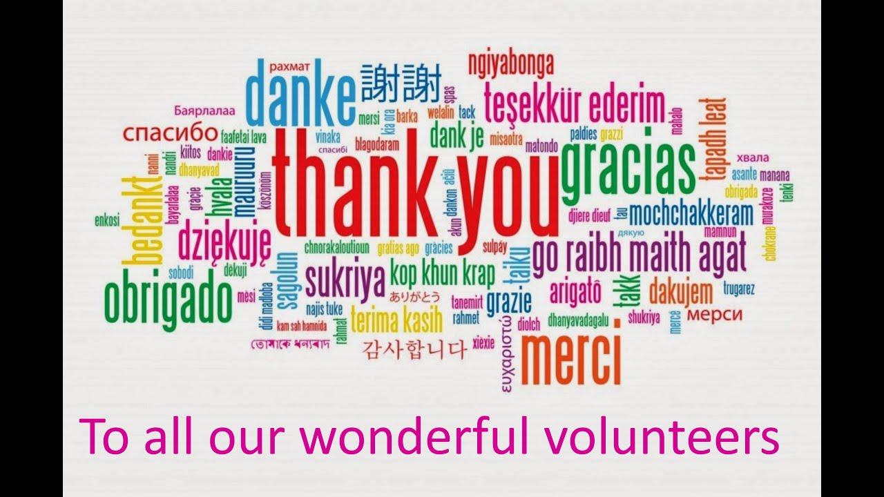 Image result for volunteer appreciation