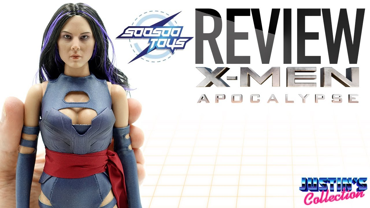SooSoo Toys Psylocke (Psychic Assassin) Review