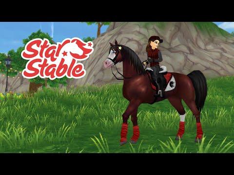 new arabian horses star stable youtube. Black Bedroom Furniture Sets. Home Design Ideas