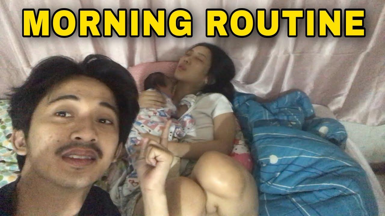 MORNING ROUTINE! LAGI BUAT VLOG MALAH BOBO BARENG MEREKA!