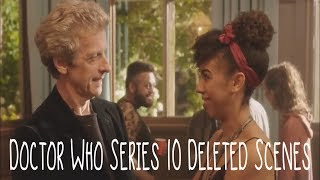 Doctor Who Series 10 Deleted Scenes | HD
