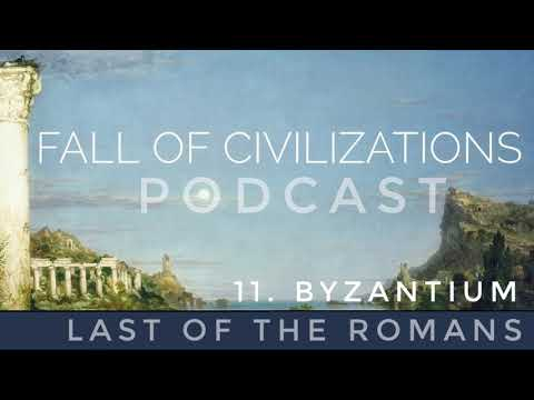 11. Byzantium - Last of the Romans