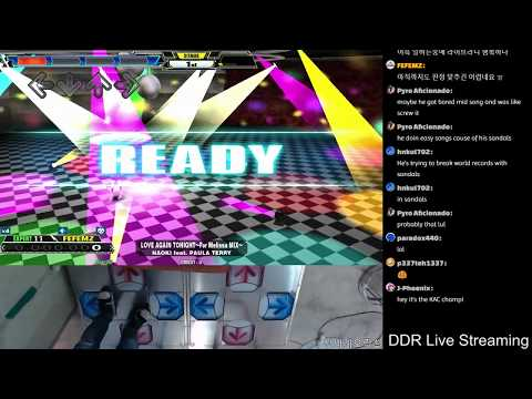 FEFEMZ DDR Live 180411 Enjoy play 1~2hour