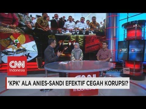 KPK Ala Anies Tak Berdaya Tindak Korupsi