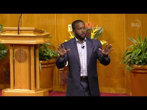 "Race, Ethnicity and the Bible"", Rev. Dr. Howard-John Wesley"