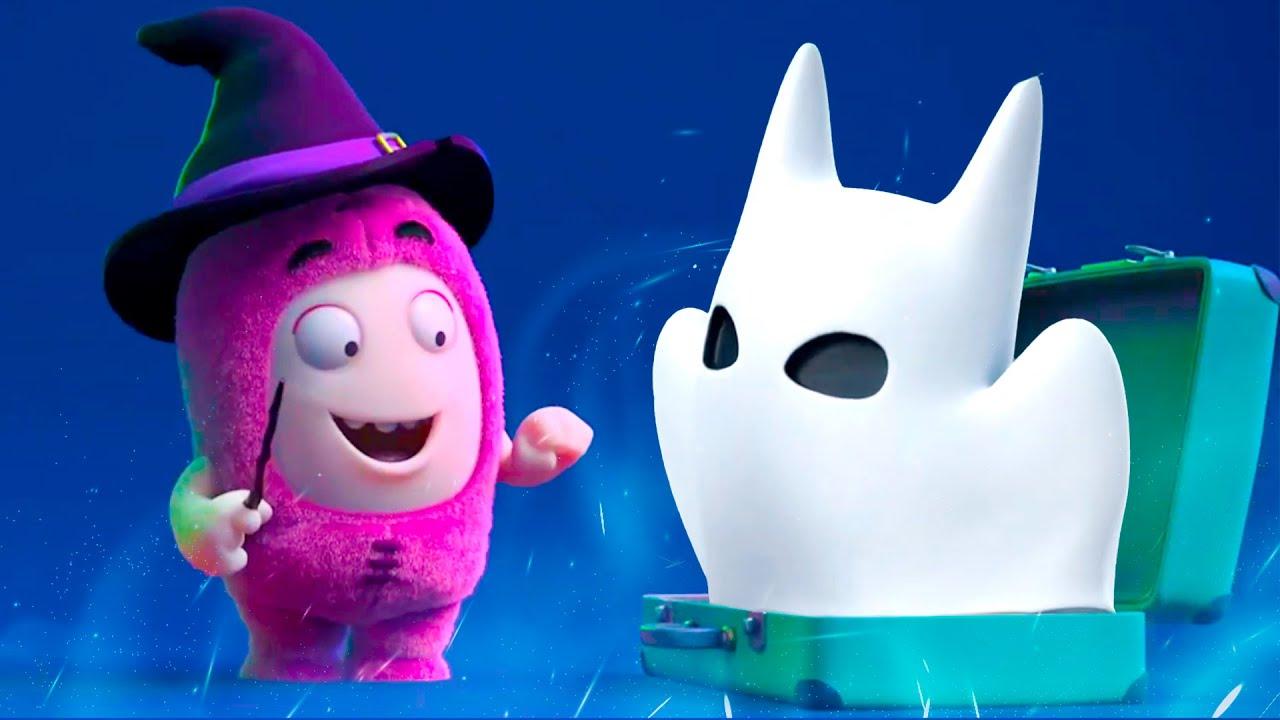 It's time to get Spooky!   Oddbods Halloween Special   🔴 LIVE Cartoon