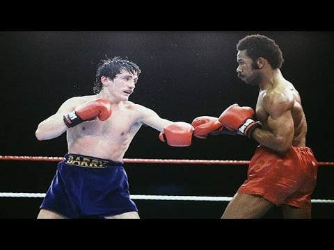 Barry McGuigan: Routes to the Body
