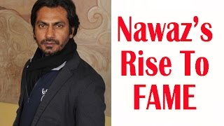 Nawazuddin Siddiqui   Farmer's son turned Bollywood star - TOI