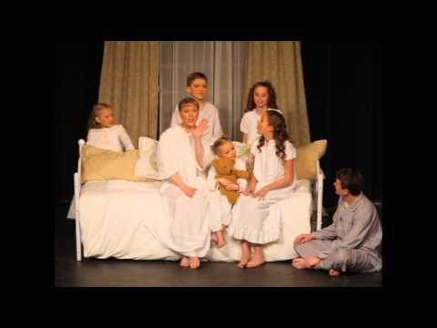 The Lonely Goatherd  The Sound of Music 2012 Raymond Playhouse Society