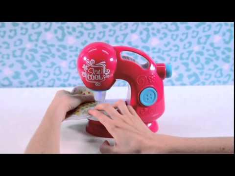 Video de Instrucciones de la Máquina de Coser Sew Cool 1