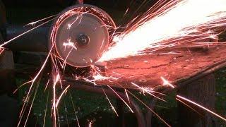 Как резать металл болгаркой новичку...