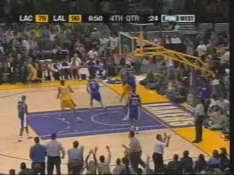 Kobe Bryant Top 10 Dunks 2004-2005