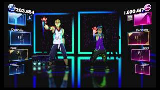 will.i.am - #thatPOWER ft. Justin Bieber, Dance Central spotlight game play