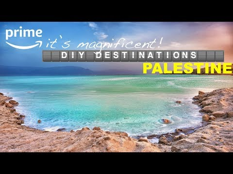 DIY Destinations - Palestine / Palestinian Territories Budget Travel Show