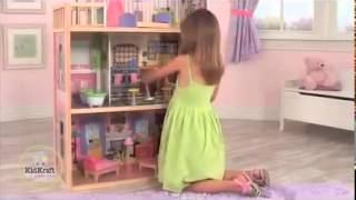 Toys Commercials Barbie Dolls House Dream Dollhouse For Girls Kidkraft Kayla 65092-g