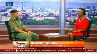 Allegation Of Infecting Citizens With Monkeypox Is A Lie - Nig. Army |Sunrise Daily|