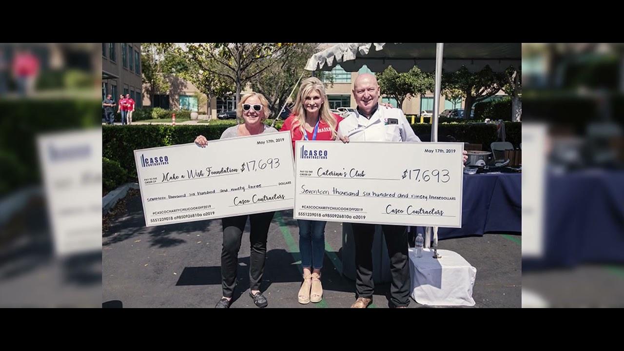 Casco Cares: Building Beautiful Communities and Supporting Charities