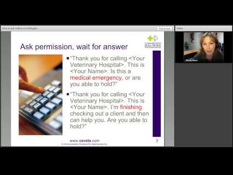 How to put calls on hold