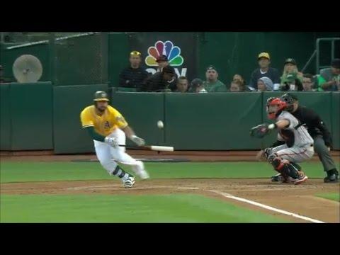 MLB Beating the Shift