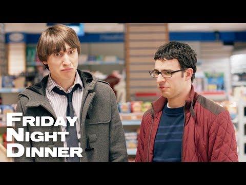 Intensive Interests | Friday Night Dinner