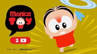 Mônica Toy | 2ª Temporada completa (26 episódios - 13 minutos de vídeo!)