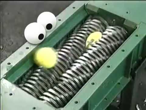 this machine destroys everything