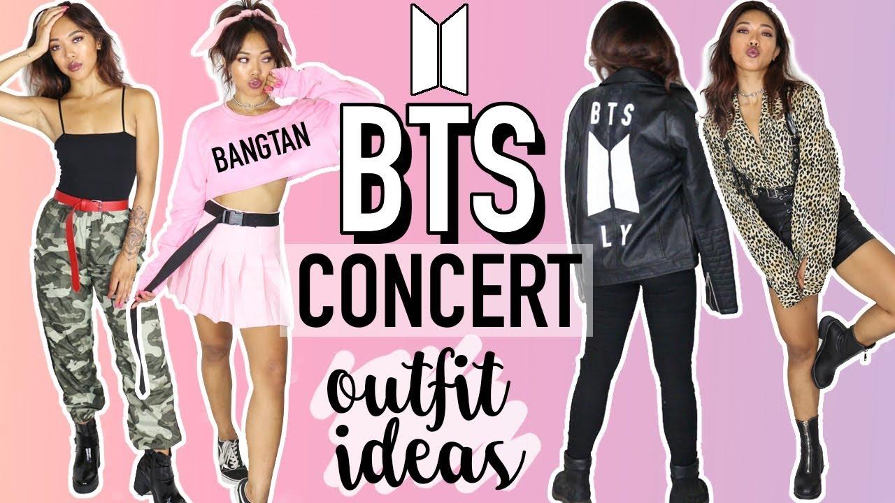 de7fd78c1a1 BTS (BANGTAN BOYS) CONCERT OUTFIT IDEAS! 방탄소년단