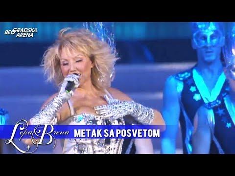Lepa Brena - Metak sa posvetom - (LIVE) - (Beogradska Arena 20.10.2011.)