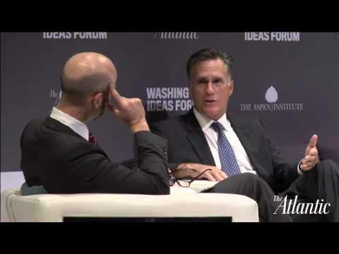 Mitt Romney / Washington Ideas Forum