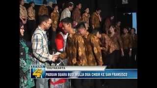 Konser Pamitan Budi Mulia Dua Choir