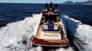 Palmer Johnson Plus Too superyacht