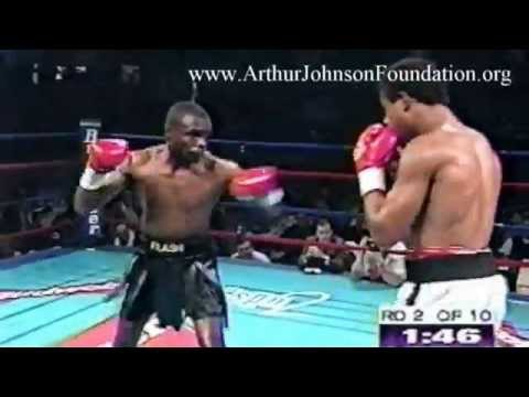 Arthur Flash Johnson VS Jason Pires 1999 Full Fight