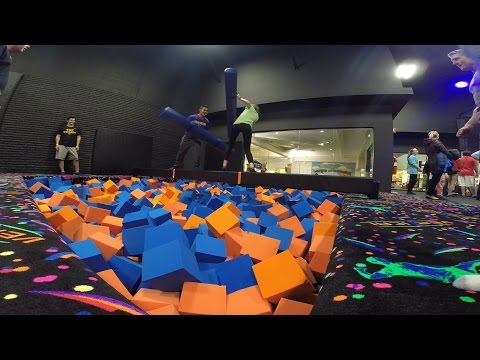 Rendez Vous with Ray Episode 6 // Vertical Jump Park
