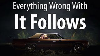 Everything Wrong With It Follows In 12 Minutes Or Less thumbnail