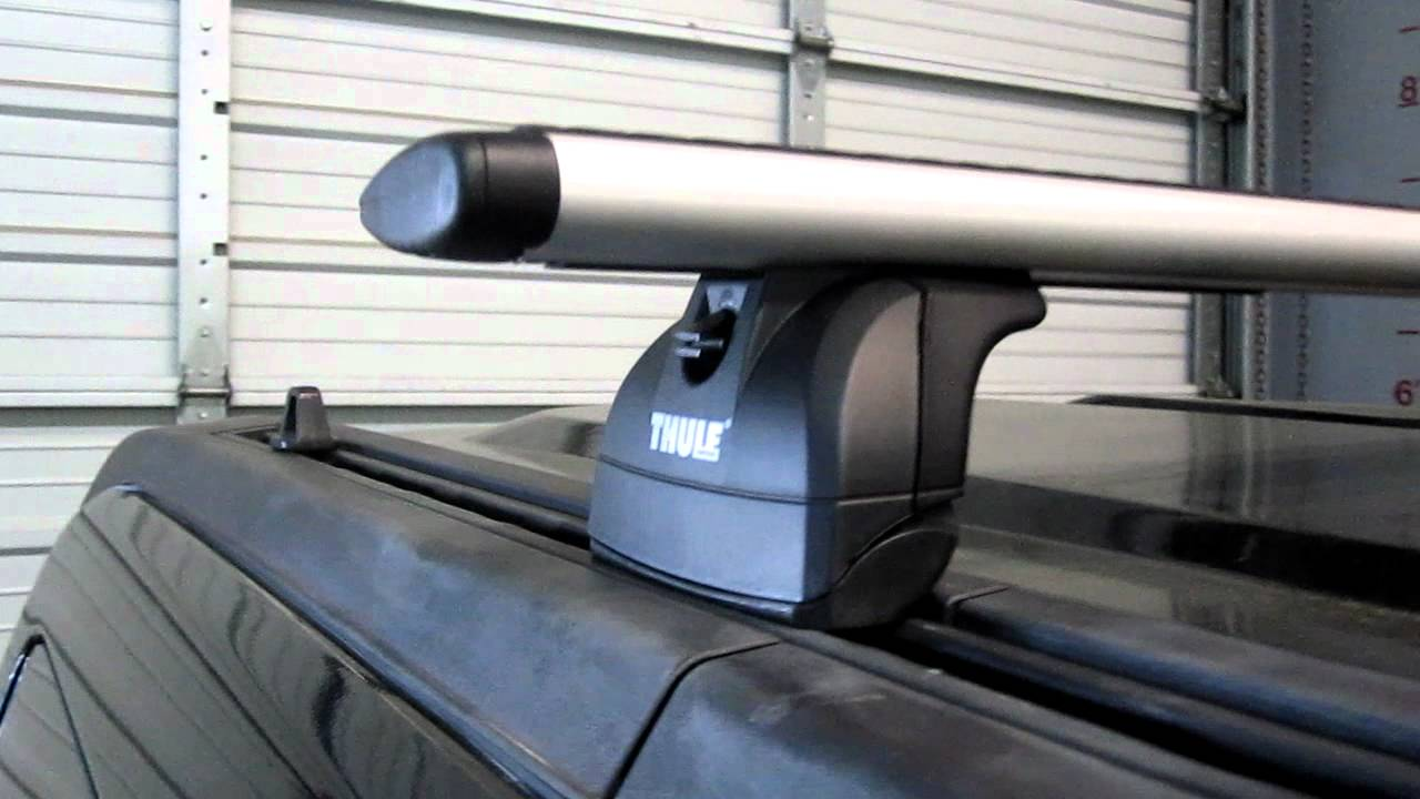 hummer h3 with thule rapid podium aeroblade base roof rack by rack outfitters