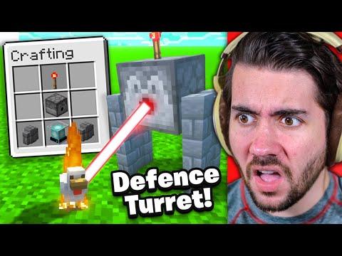 Minecraft Base Defense
