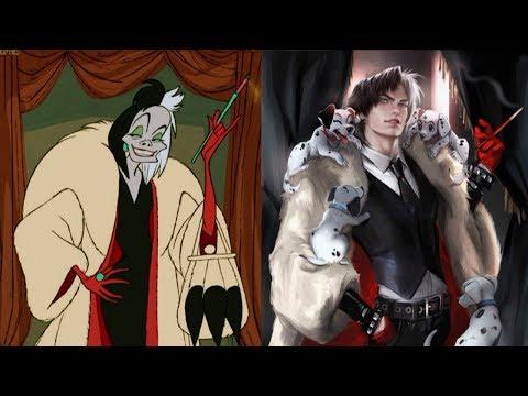 Disney Villains Gender Swap!