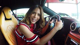 ELA PEDIU-ME O IMPENSÁVEL dentro do Ferrari c/ Olivia Ortiz
