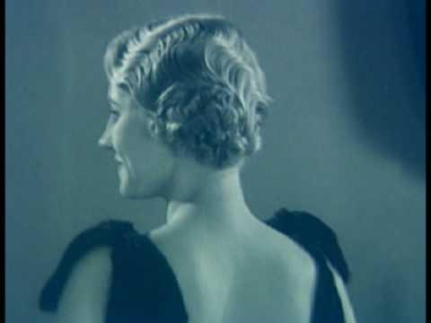 1930s Fashion - Vintage Hairstyle Film thumbnail