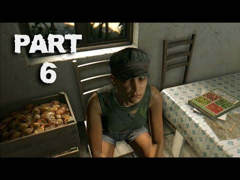 Dying Light The Following - Gameplay Walkthrough Part 6 Reclamation (DLC)