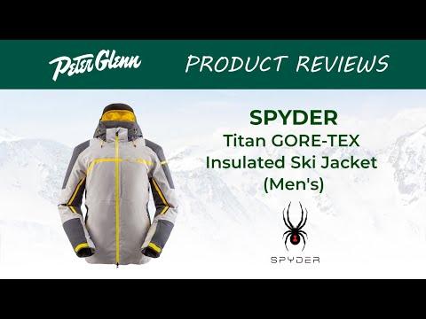 2019 Spyder Titan GORE-TEX Insulated Ski Jacket Review