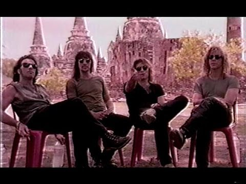 Bon Jovi - These Days and Always 1995 [Interview / FULL]