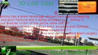 johnnys Live Stream with the police state radio system corpus christi police state