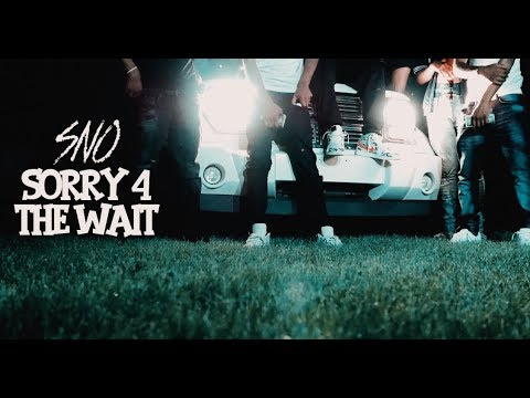 SNO - Sorry 4 The Wait (Official Video) Shot By @Asharkslayerfilm