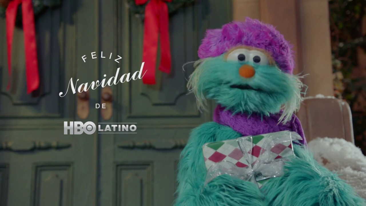 Watc One Piece Hbo Latino Presenta Once Upon A Sesame Street Christmas Feliz Navidad De Rosita