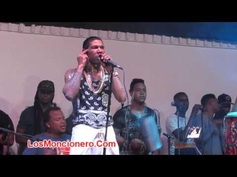 Omega En El Cerro Bar Moncion - Burbujas En Tu Bocina 19-6-2015