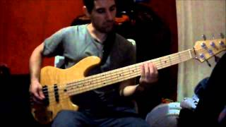The Smiths - What Difference Does It Make? - Bass cover By Ale145