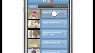Apps TV TELE7