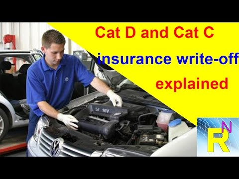 Car Review - Cat D And Cat C Insurance Write-offs Explained - Read Newspaper Tv